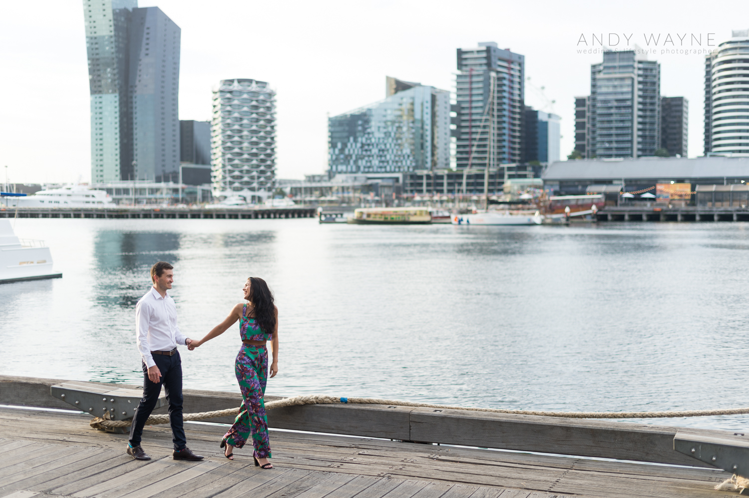 melbourne australia docklands andy wayne photographer engagement shoot-33.jpg
