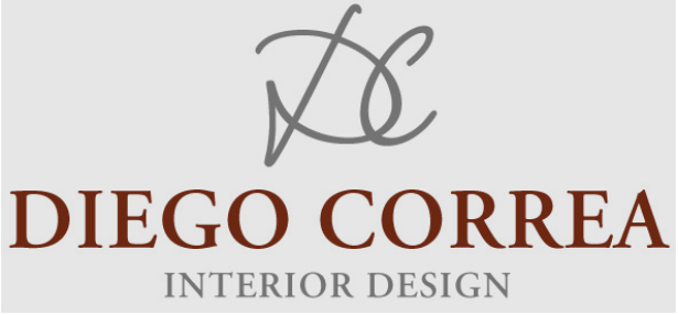 Diego Correa Interior Design - http://www.diegocorreainteriordesign.com This practice led by Diego Correa specializes in residential projects. His approach stems from a combination of his professional training and experience together with his ethics and vision. Having worked with architecture, interior architecture, furniture design, kitchen and bathroom design, art and lighting Diego offers a holistic approach to every project where the vision once finished is as important as the details required for making it happen.