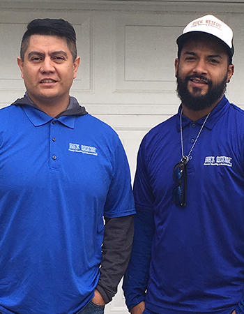 Ivan Gonzalez and Marco Hurtado - Milwaukee, WI