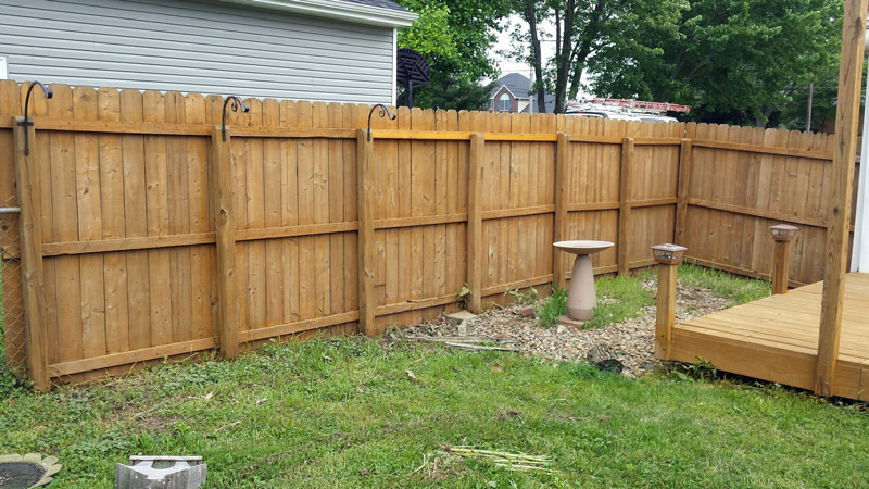 Fences, Playsets, Gazebos and More