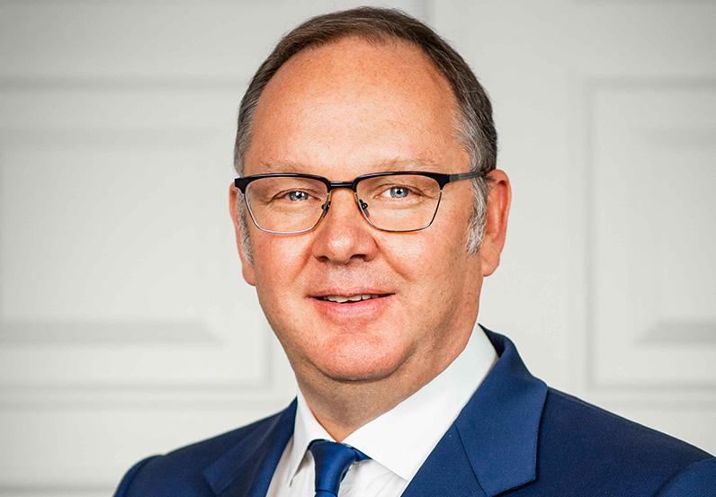 Harald Christ, Chairman
