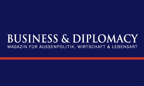 BUSINESS & DIPLOMACY, Berlin