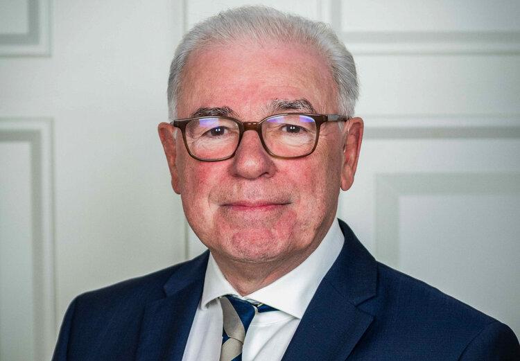 Matthias Ginsberg, Senior Advisor