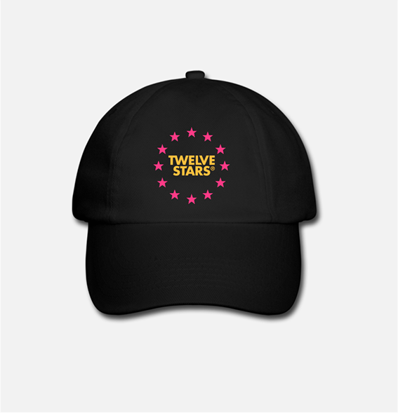 ORIGINALS CAP MAGENTA / YELLOW