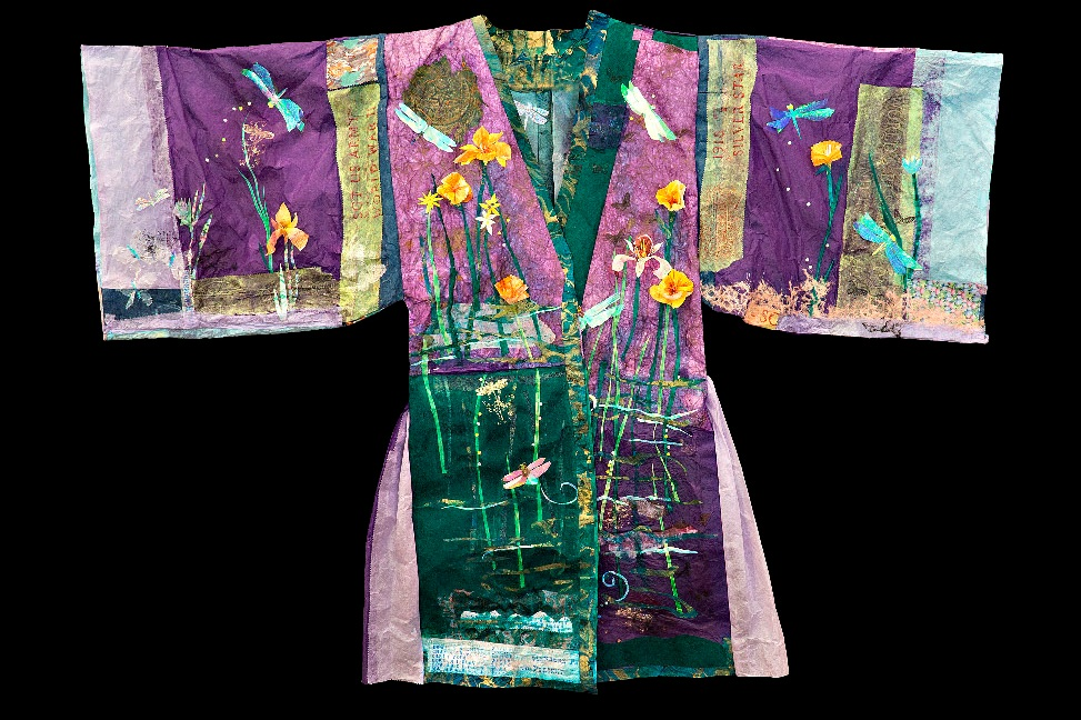 Gallery of Kimonos -