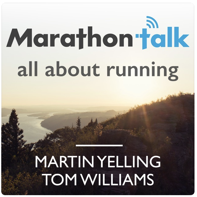 LISTEN    Marathon Talk all about running