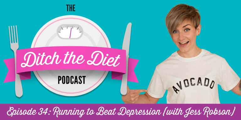 LISTEN    Walk The Talk life | Running to Beat Depression