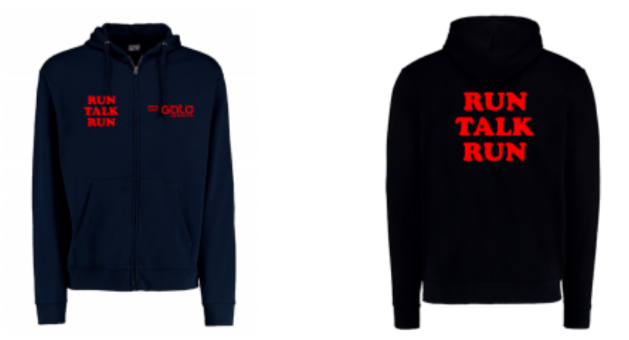 RTR ORIGINAL HOODY  XS, S, M, L, XL (UNISEX) £35 including shipping