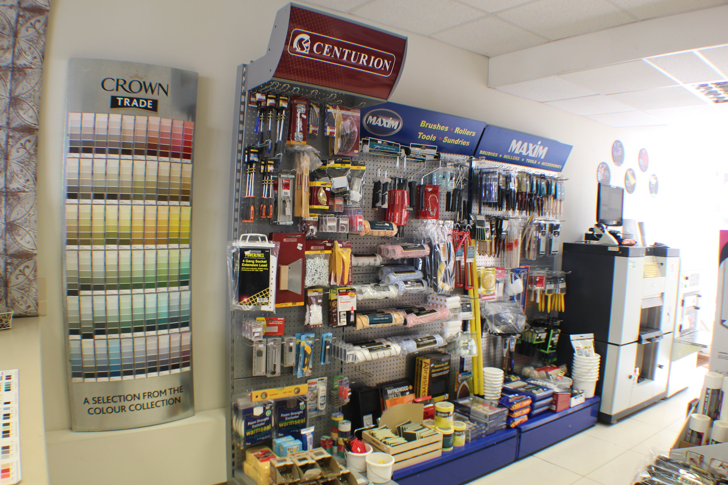 Axeholme Decorating Centre - Professional Paint - Decorating Supplies.JPG