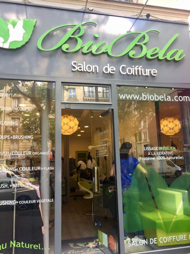 le salon Biobela Voltaire