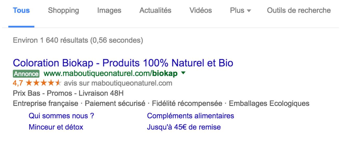 acheter coloration Biokap