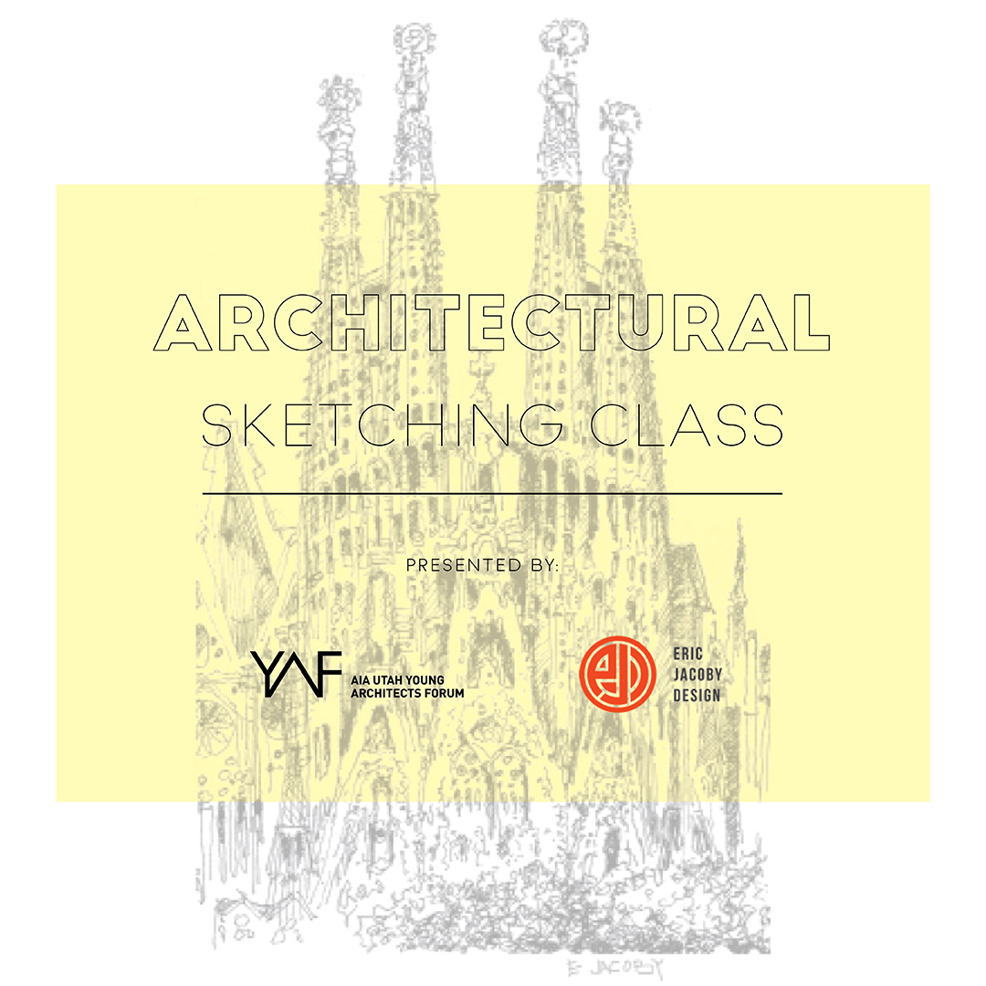 Architectural Sketching Class    4:30 PM