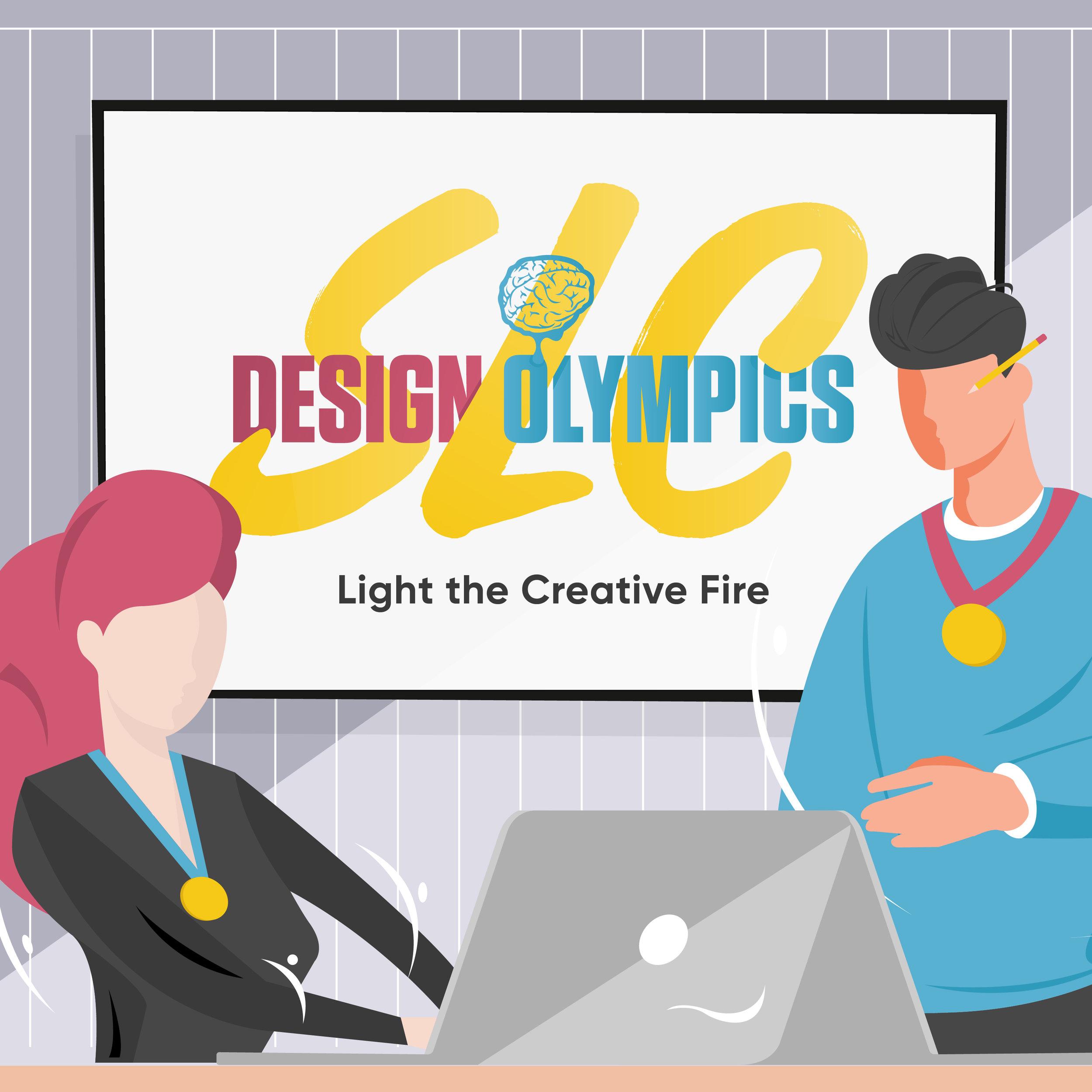 The Salt Lake City Graphic Design Olympics