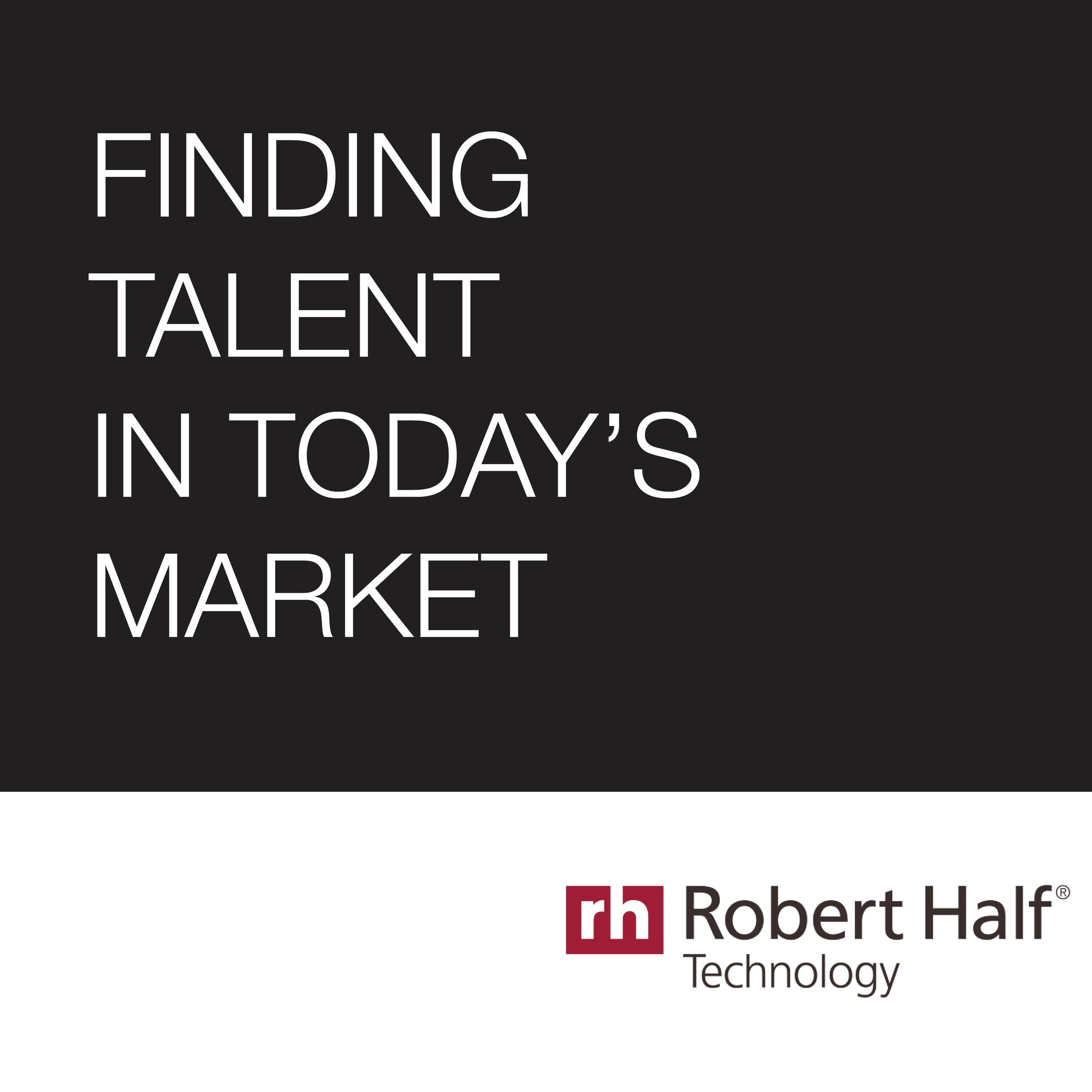 Finding Talent in Today's Market    12:00 PM