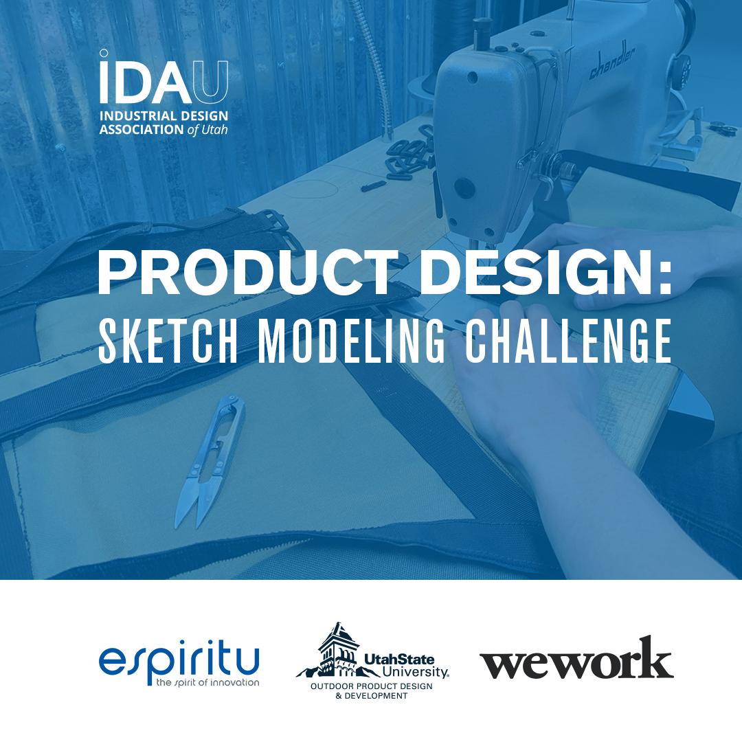 Product Design: Sketch Modeling Challenge    3:00 PM