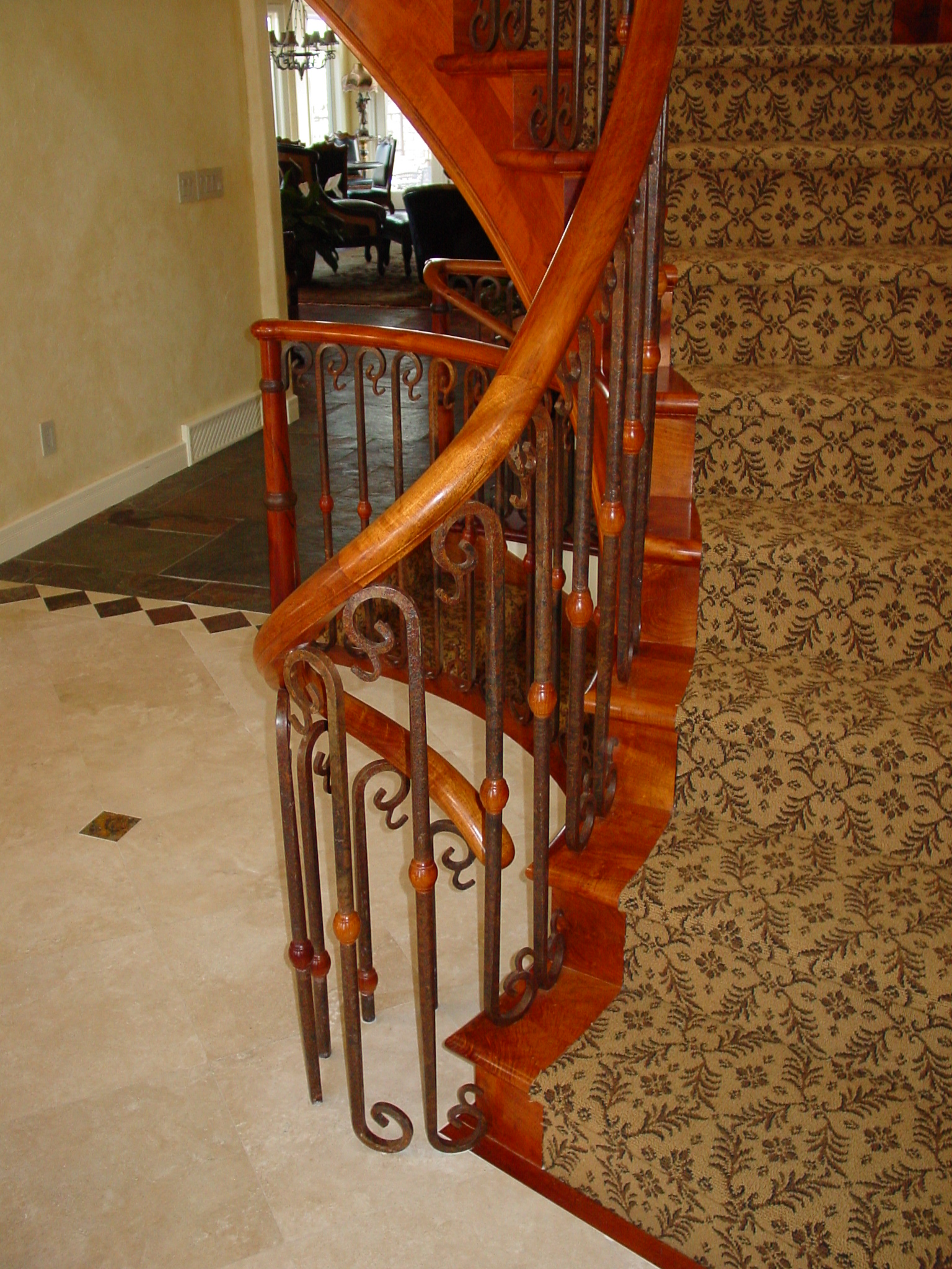 custom-wood-and-metal-mahogany-handrail.jpg