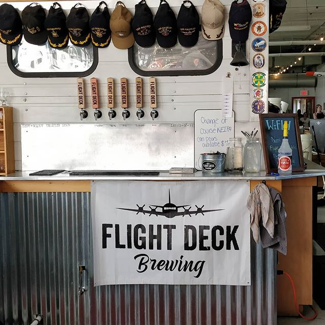 The new Tap Tops look great @flightdeckbrewingco  Thanks for choosing us!
