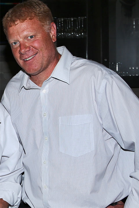 Gregg Threlkeld - Founder