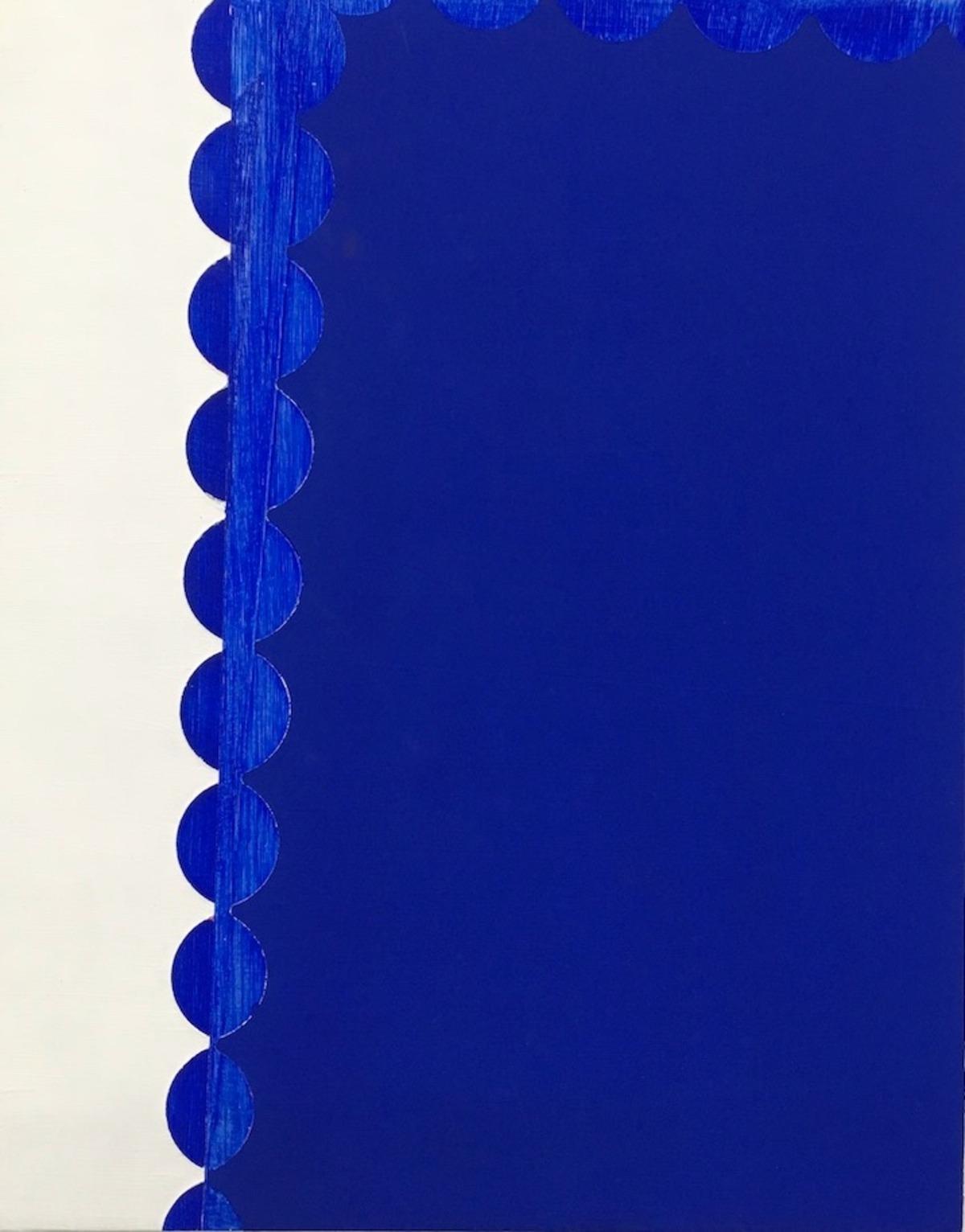 Deep blue See
