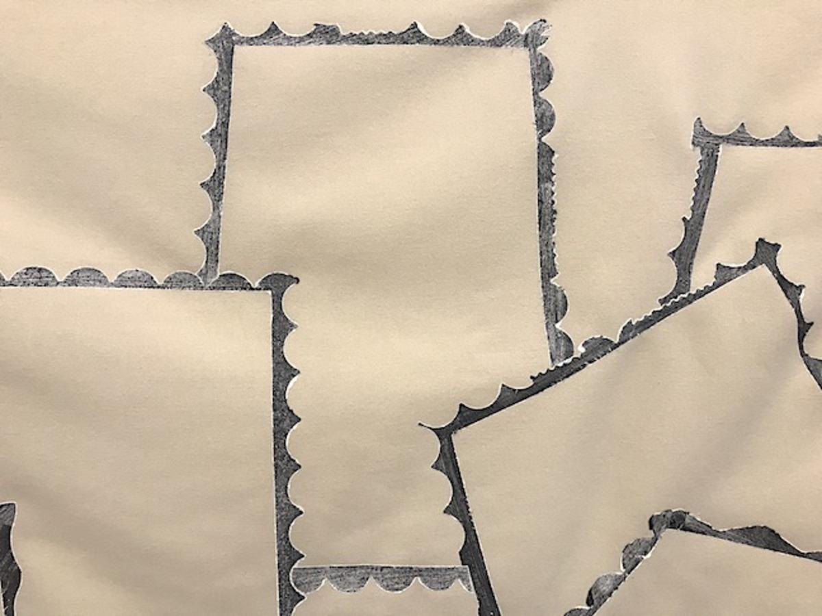 Fallen Frames detail