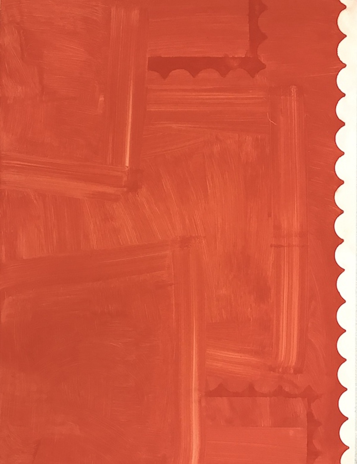 Shifting Frame Orange
