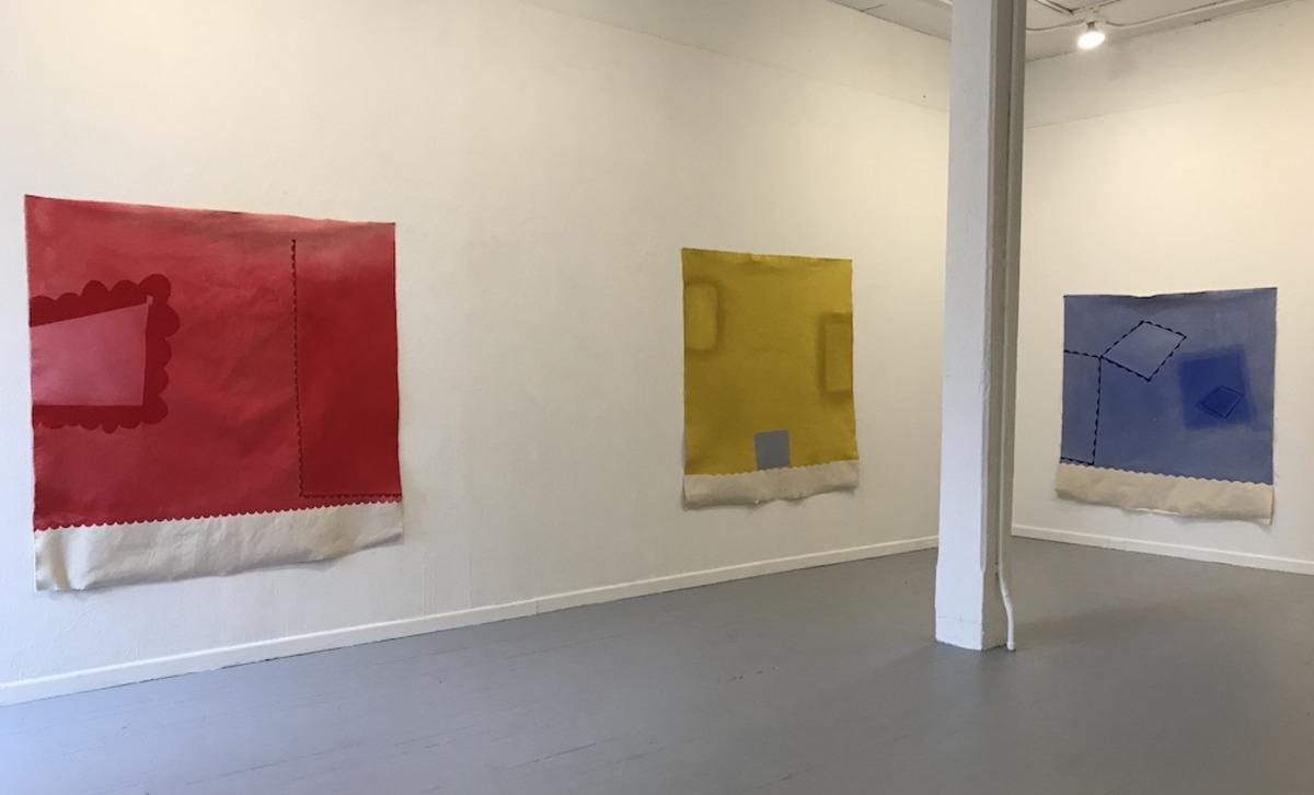 Pratt East Gallery view