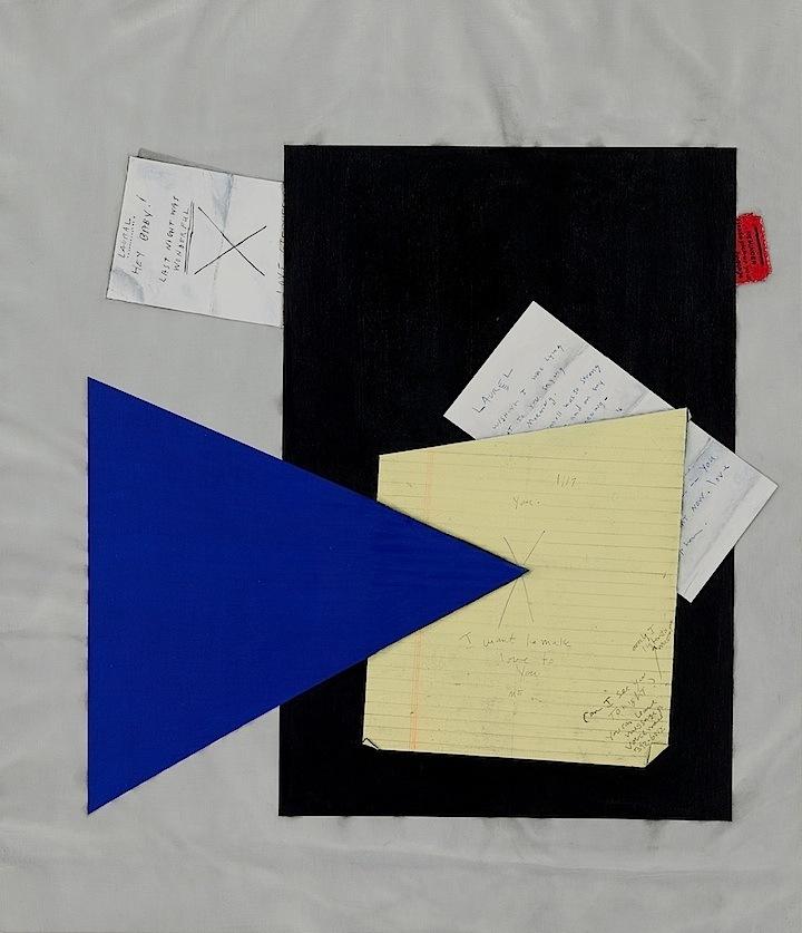 Ex / Blue Triangle