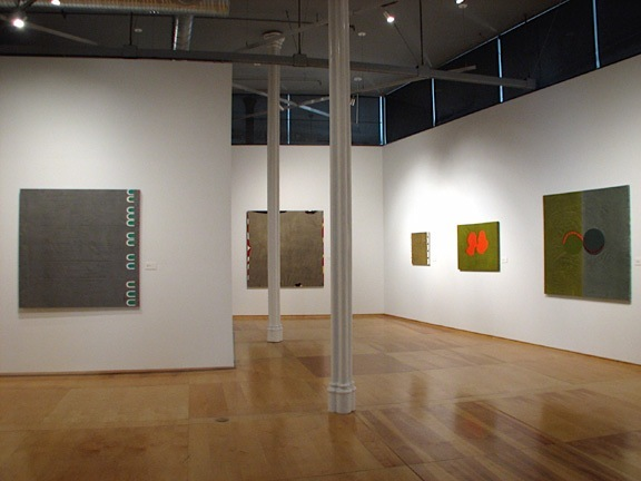 Hallwalls Installation View