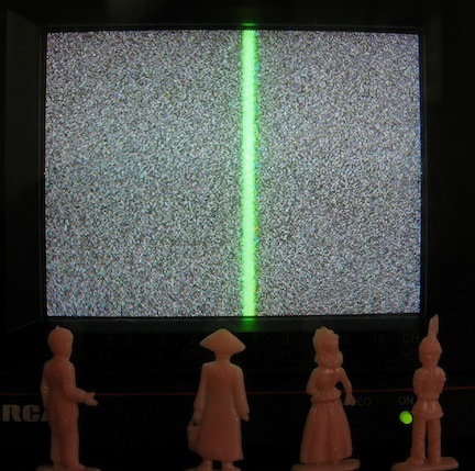 Pinky TV; The Green Line