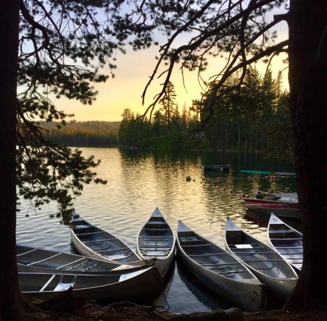 - private lake access, perfect for a swim