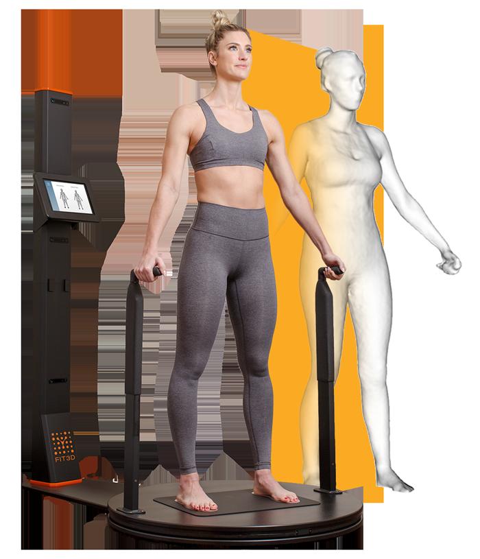 Advanced 3D Body Scanner