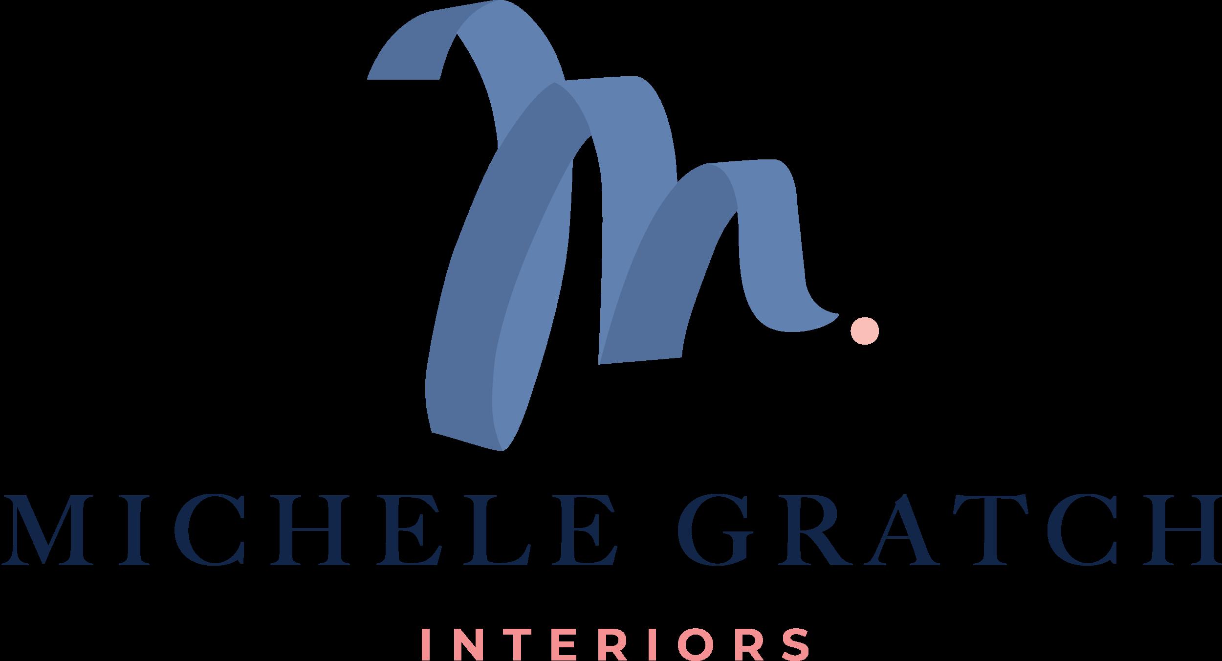 michele gratch interiors logo Atlanta area Interior Designer