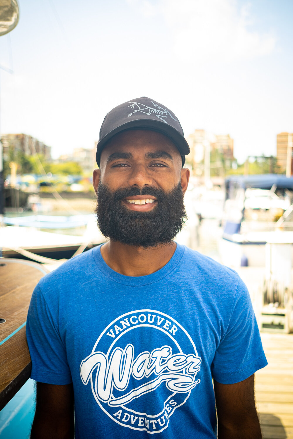 Headshots for Vancouver Water Adventures