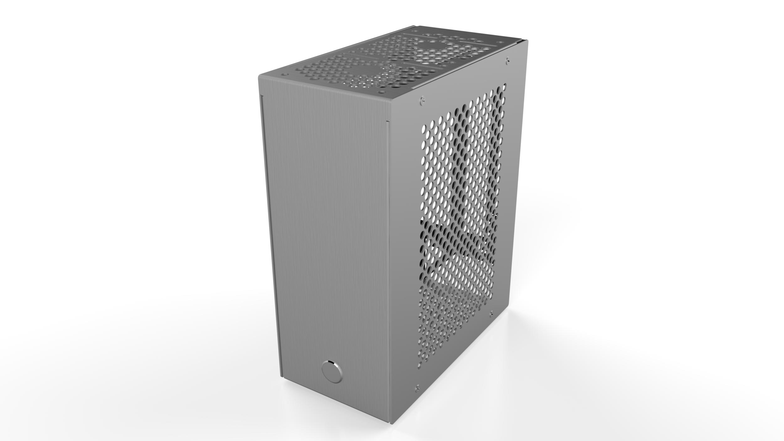 (Pre-order) Velka 3 mini ITX computer case — VELKASE