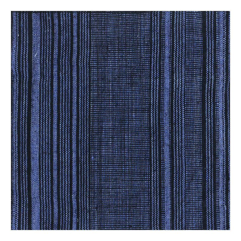 SAG HARBOR STRIPES IN MARINE BLUE -