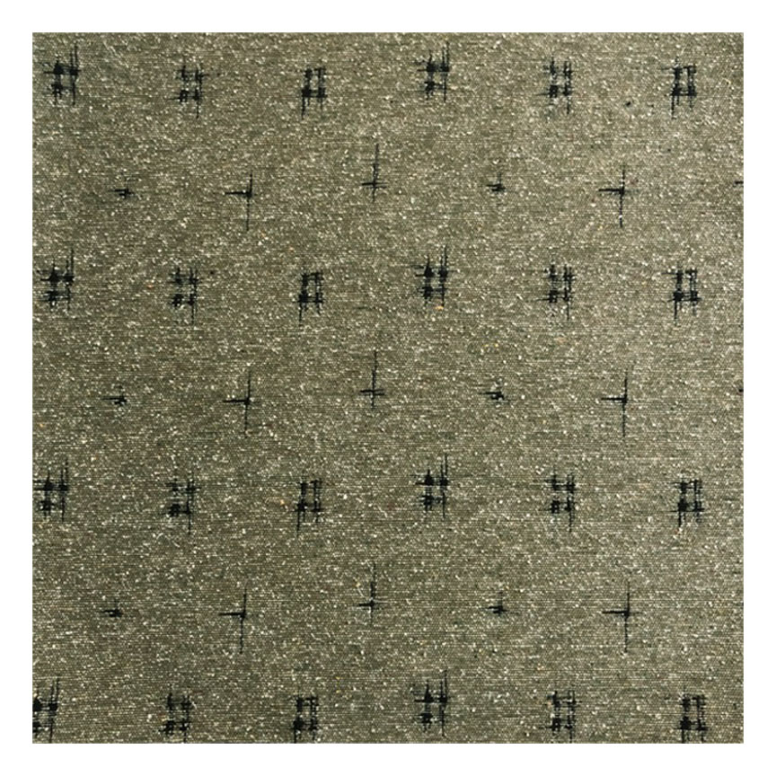 IKAT BLOCK SAN IN SAGE -