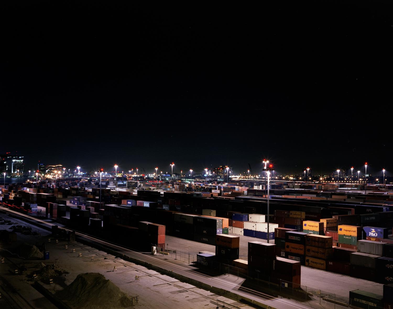 Port of Miami, Night