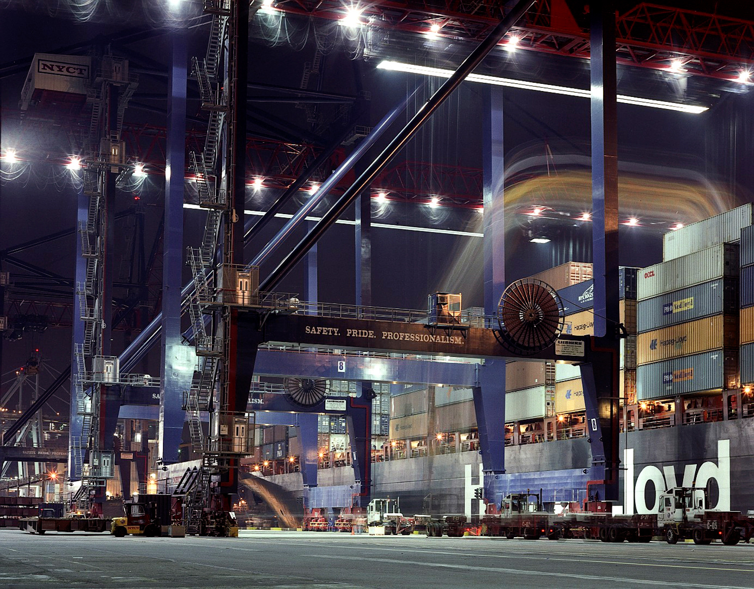 NY Container Terminal #2