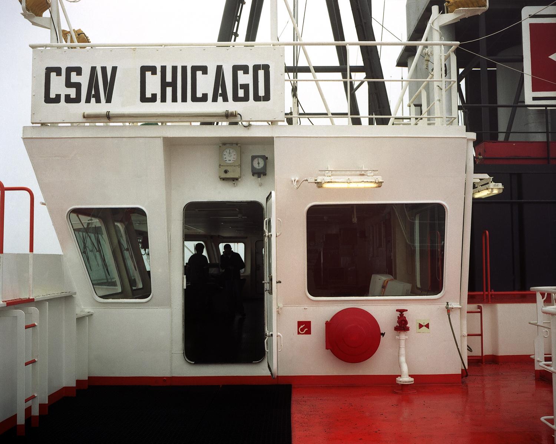 Bridge, CSAV Chicago, #2