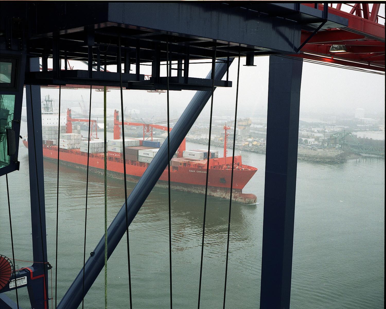 Crane, Ship, NY