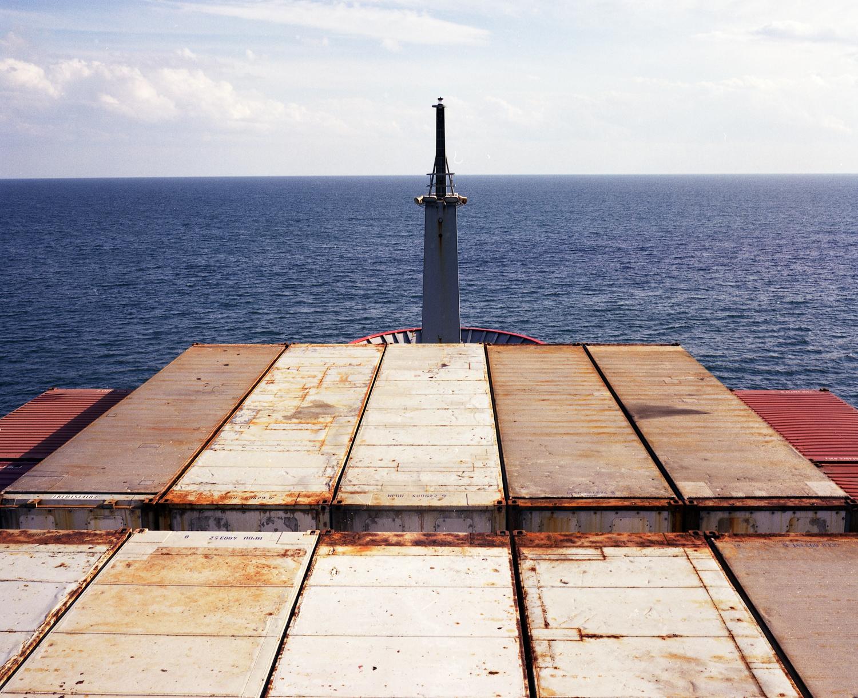 Cargo, M.V. Charles Island