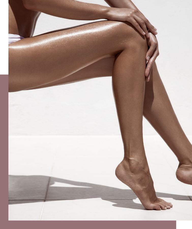 Airbrush Spray Tan - Bronzed & Boujee