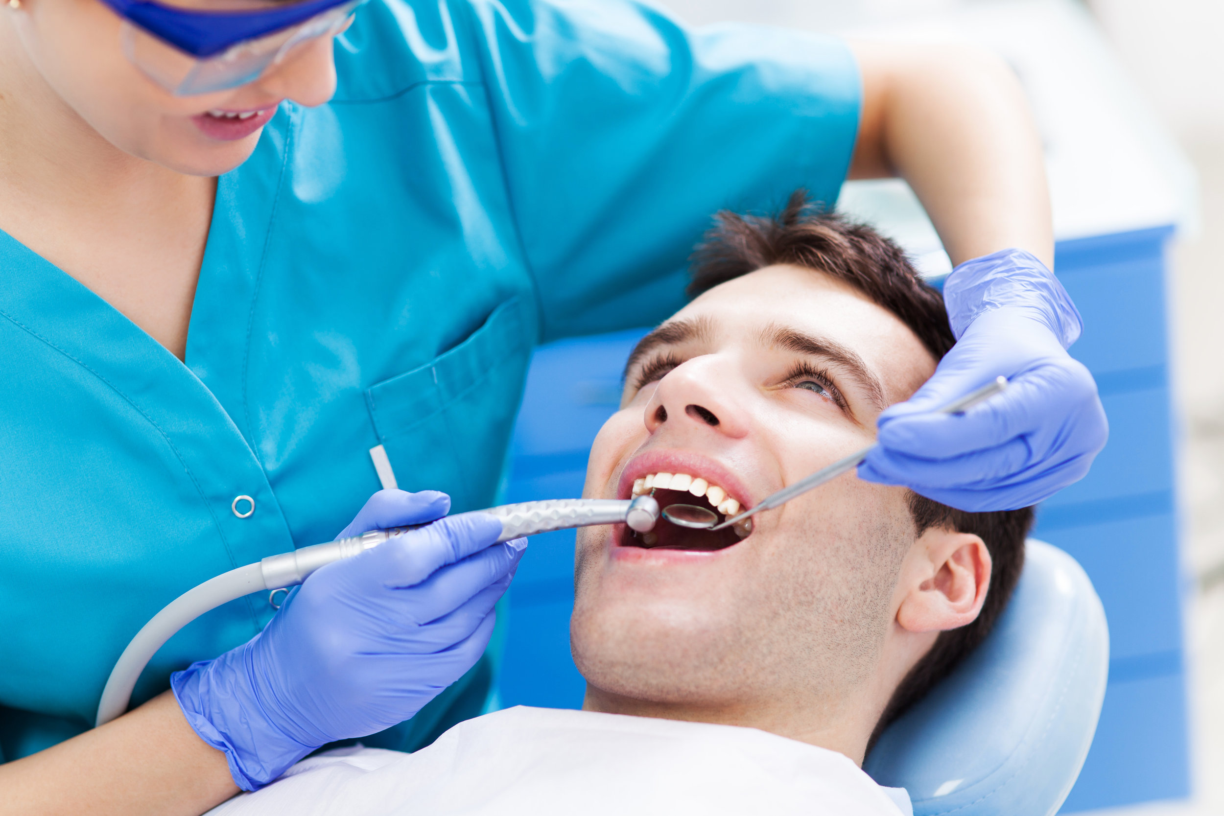Teeth Cleaning at Eastlake Center for Implants and Restorative Dentistry