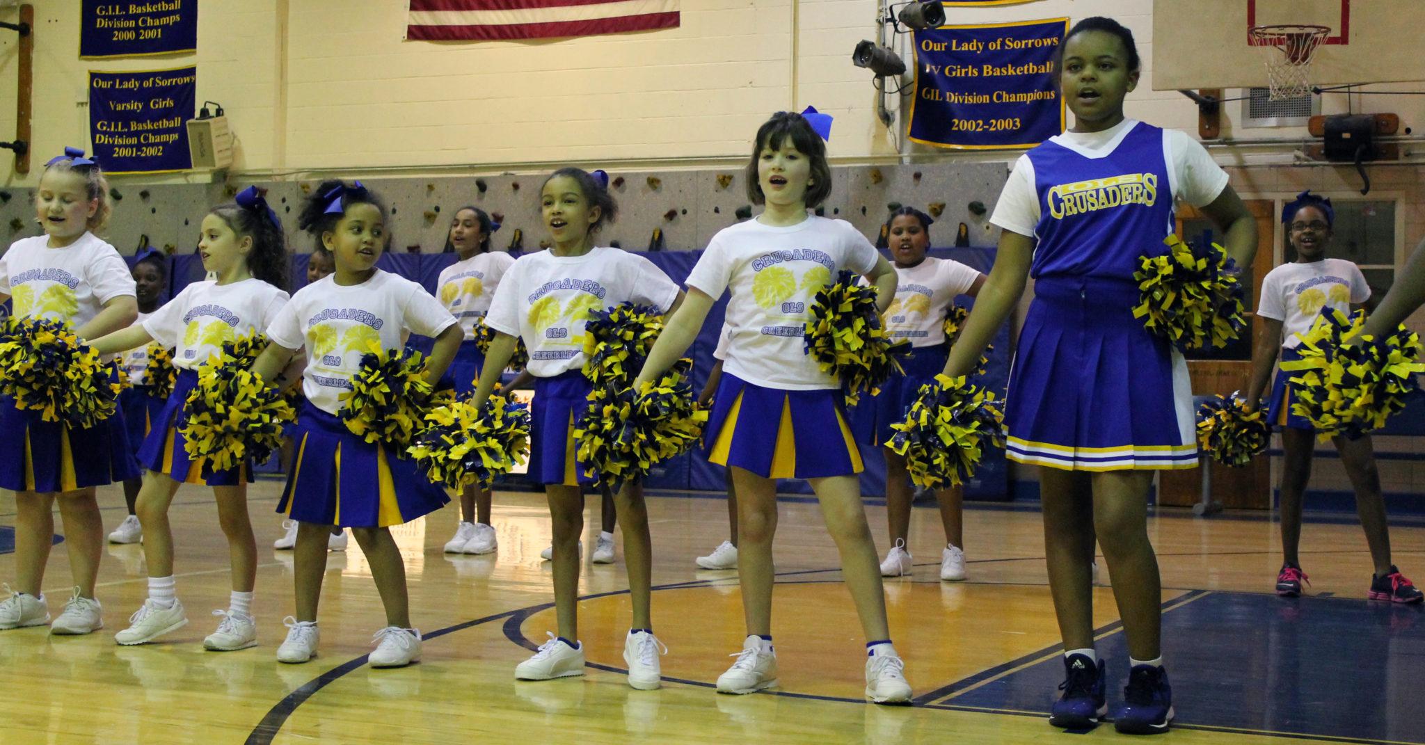 Cheerleading -