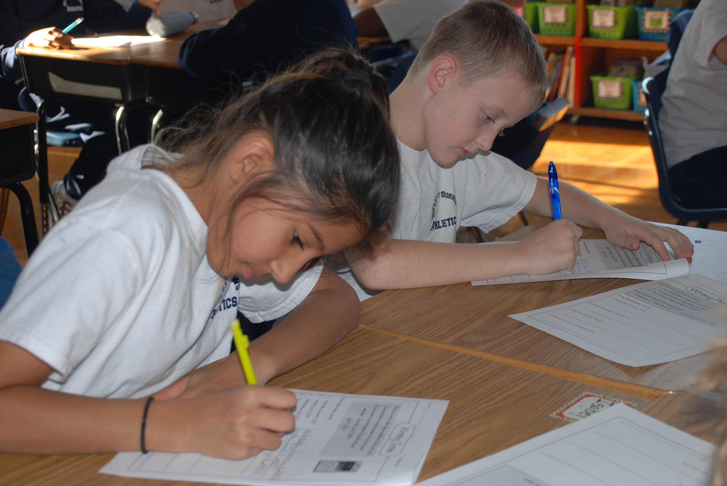 Second Grade -