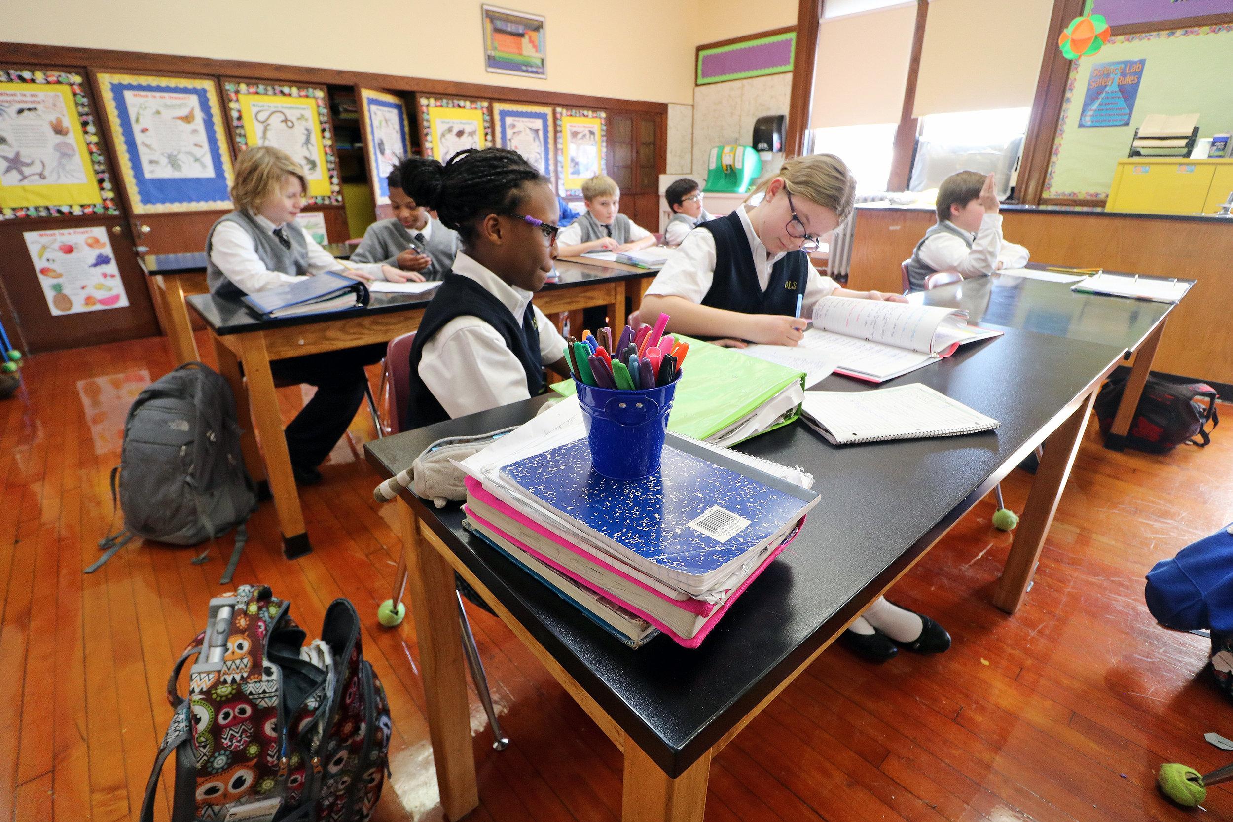 Seventh Grade -