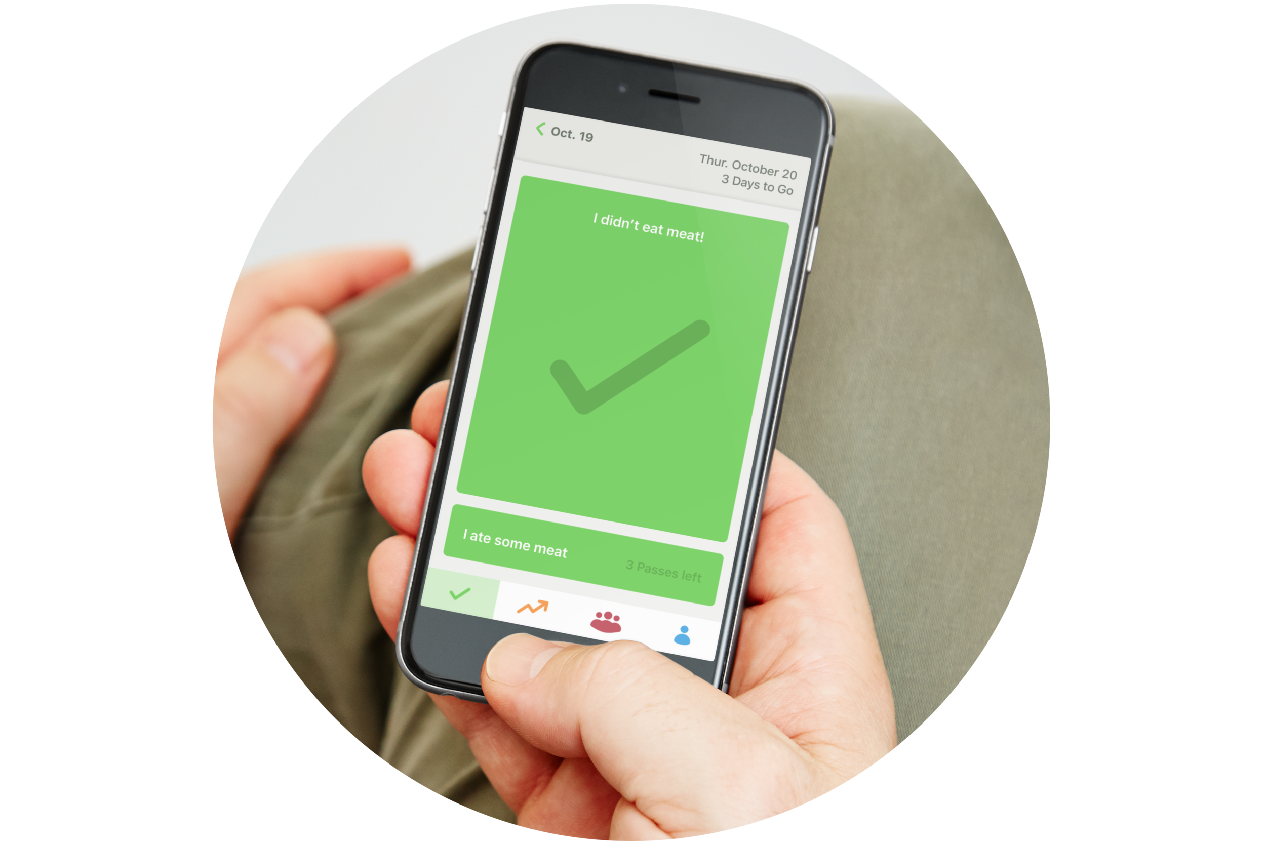 Manage - Provide personalized, daily, objective guidance to help your population navigate to a better diet.