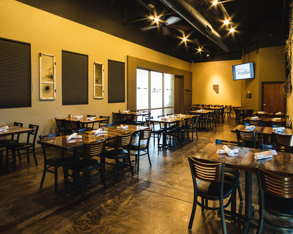 Private Dining And Events The Twisted Fork Reno Nv