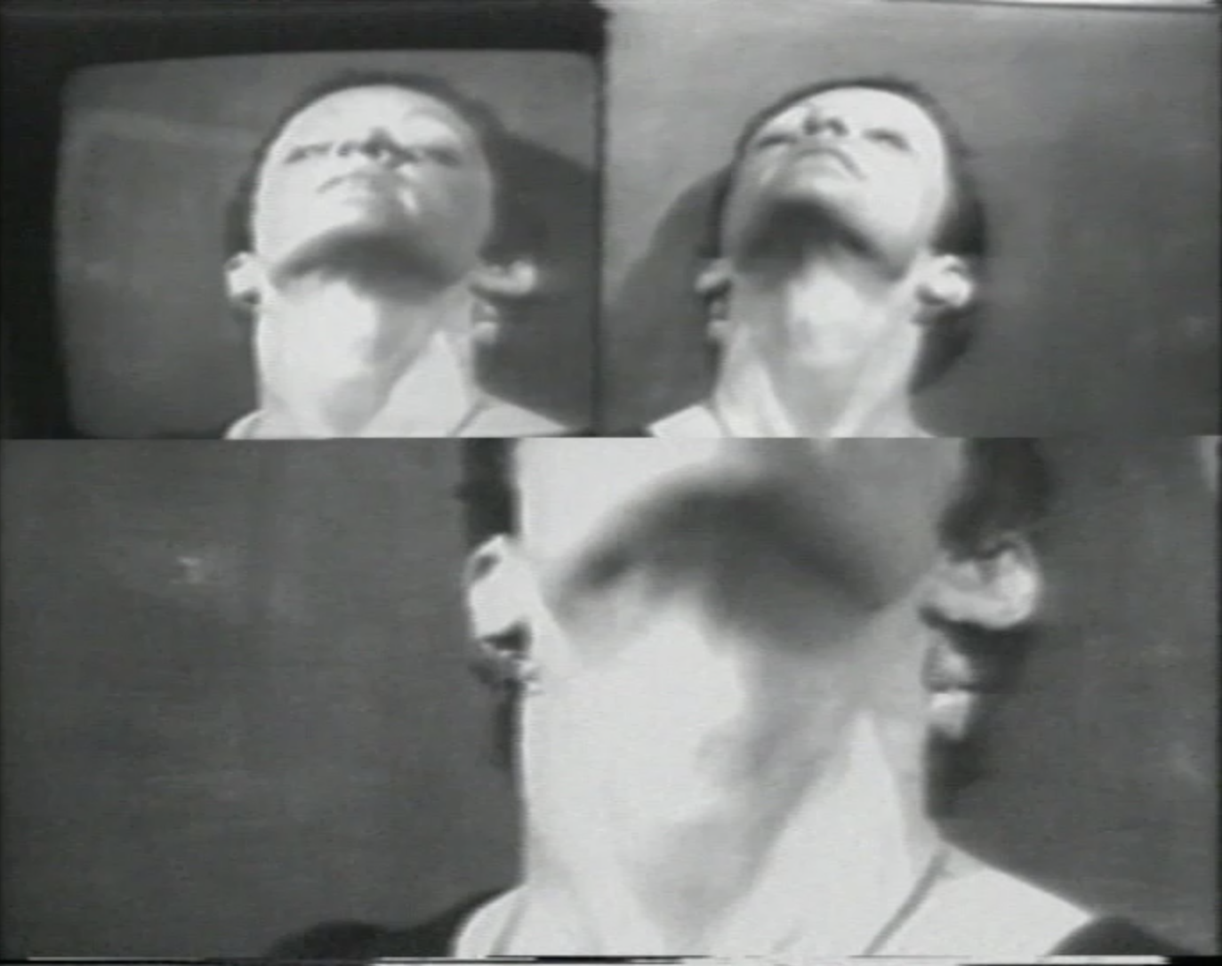 Still from Joan Jonas, Left Side, Right Side, 1972, 9 min., video. Courtesy Electronic Arts Intermix (EAI), New York..png