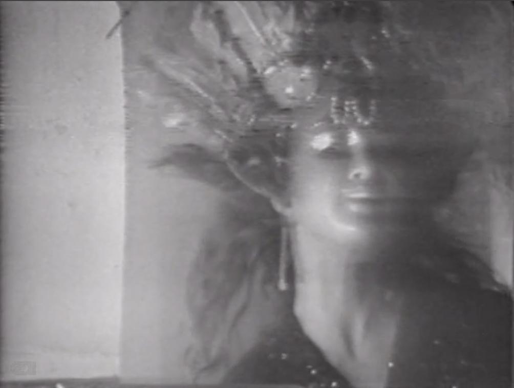 film still from  Electric Honey  (1972, dir. Joan Jonas)